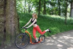 Kickbike uit voorraad leverbaar.