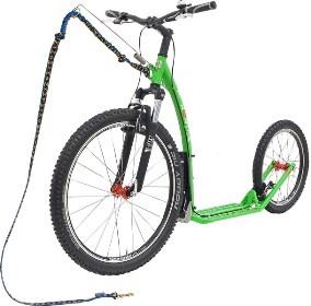mushing green slider