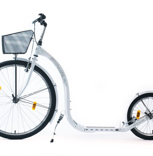 Kickbike City G4, de handige step voor in de stad