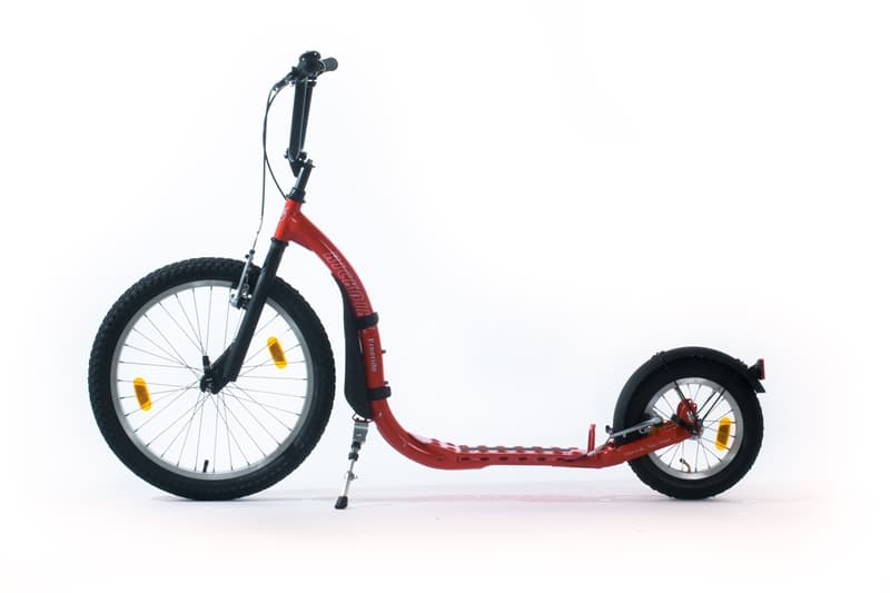 Kickbike Freeride: dé sportstep voor kids. GRATIS VERZENDING.