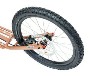 kickbike dogscooter