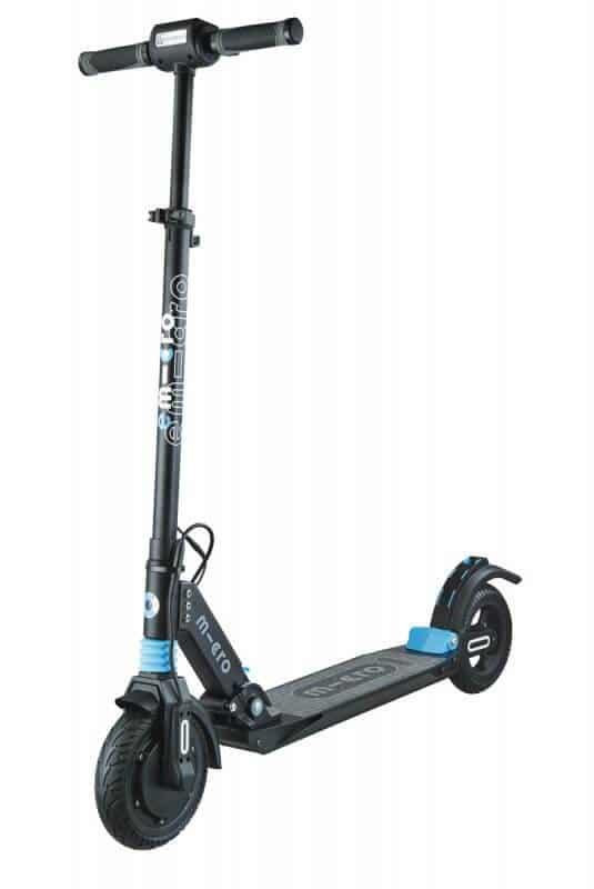 de nieuwste nu kopen nieuw Micro Merlin X4: snelle én comfortabele elektrische step