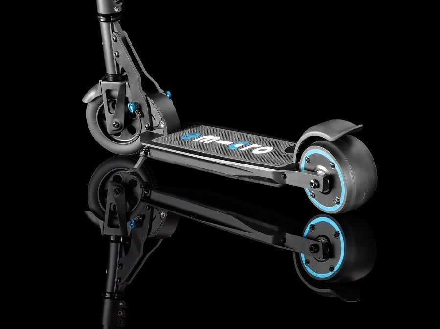 Snel en 100% legaal: de E-Micro elektrische step