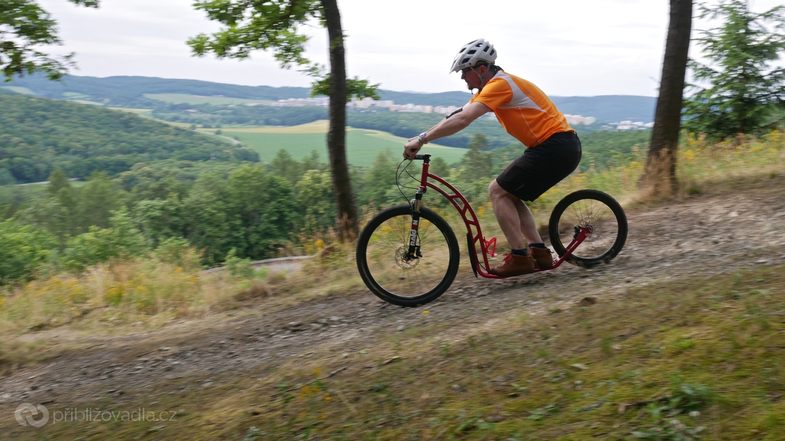 Morxes Adventure XC: onovertroffen off road step